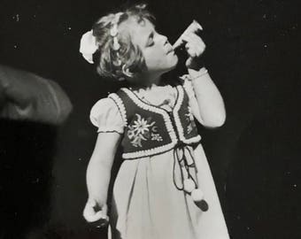 Original Vintage Photograph | Summer Sweets