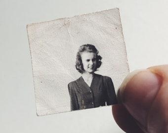 Original Vintage Photograph | Belinda