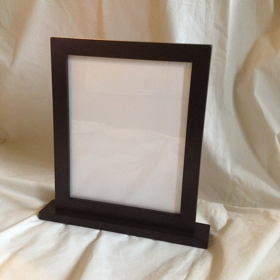 Double Side Picture Frame Double Sided Frame 2 Sided Frame Etsy