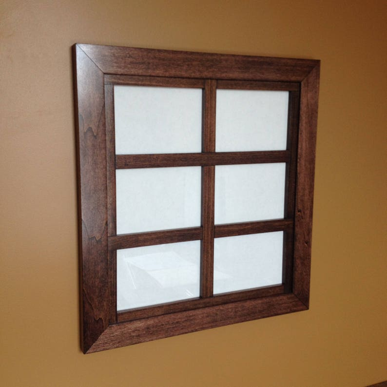 5x7 WINDOWPANE COLLAGE Frame Picture Frame Collage Collage Frame 5x7 Photo Collage Frame Multi Photo Frame Collage Picture Frame