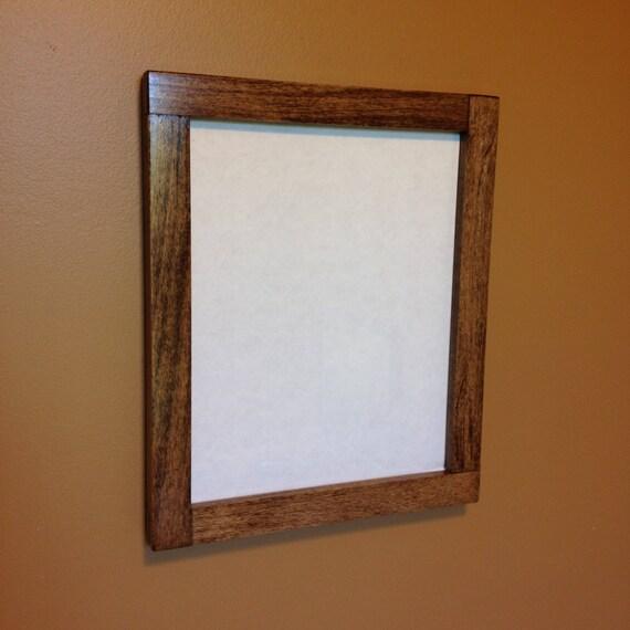 8X10 Picture Frame 5X7 Picture Frame 4X6 Frame Wooden | Etsy
