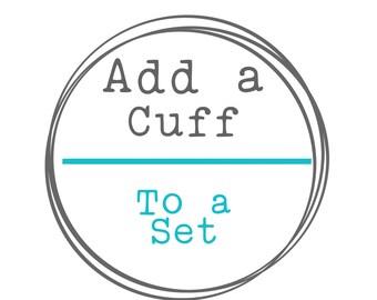 Add a Cuff