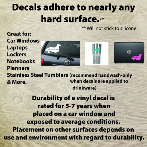 Adopt Dont Shop Vinyl Graphic Decal Sticker for Vehicle Car Truck Window Laptop Cooler Planner Locker