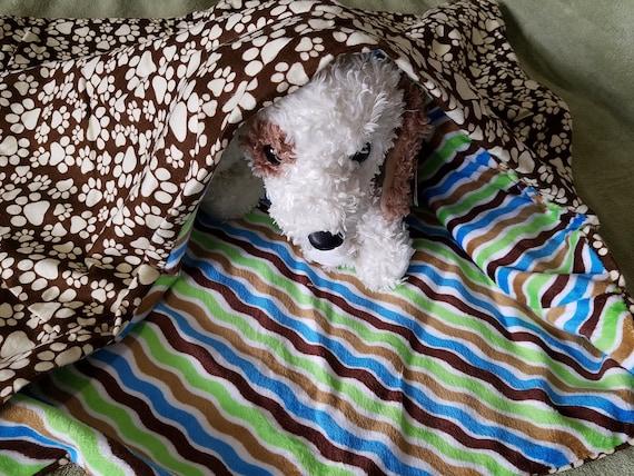 Bed Dachshund Paw Print Wiener Dog