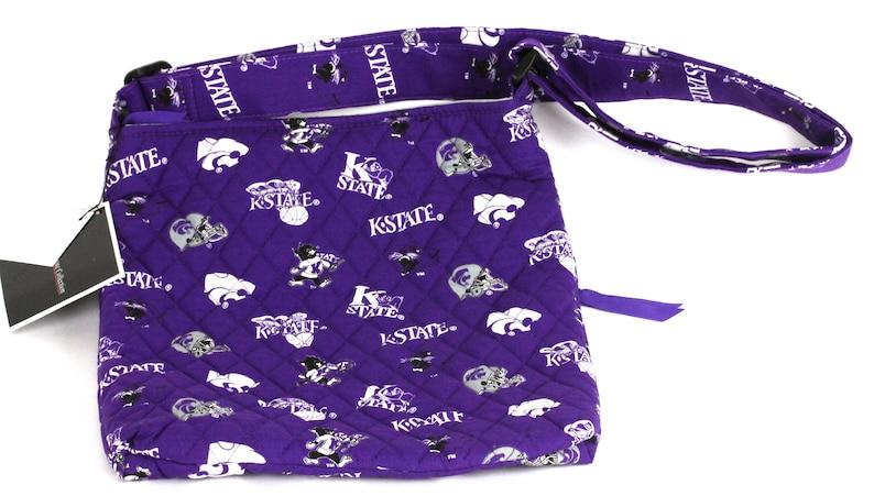 Kansas State University Sidewinder Bag-Kansas State Wildcats Hipster Bag