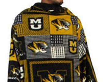 University of Missouri Snuggie-Officially Licensed Missouri Tigers Snuggie-Brand New Boxed Snuggie