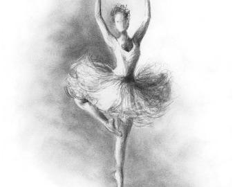 Disegno Di Una Ballerina : Il saggio di danza ma che davvero