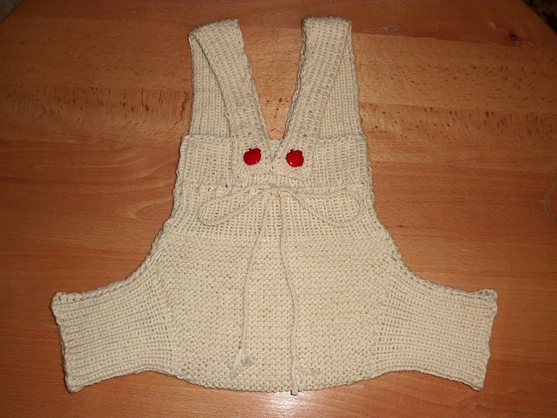 Soaker PATTERN PDF Knit Toddler Soaker with Braces | Etsy