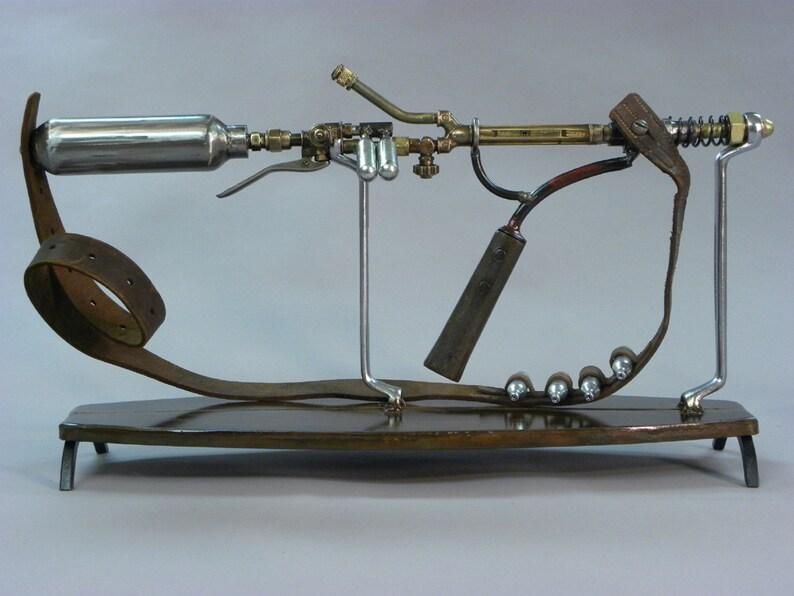 Steampunk Rifle image 0