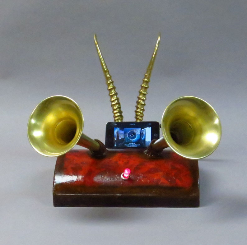 Stereo iPod Speaker image 0