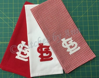 STL Kitchen / Bar Towels