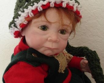 "Reborn 20"" Nordic Christmas Troll Baby Boy Doll-READY TO SHIP!"