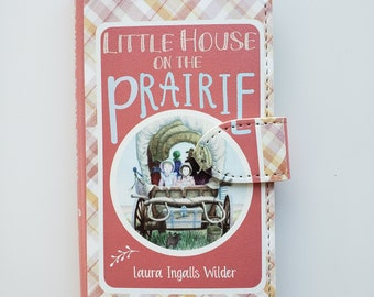 iPhone flip Wallet case- Little House on the Prairie for  iPhone X, 8, 7, 6, 6 7 & 8 plus, 5, 5s, 5c, Galaxy  S9 S8 S7 S6, S5 , Note 5, 8, 9