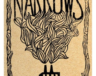 The Narrows e-book: steampunk fantasy novel - indie lit - queer lit