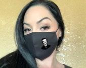 Mask Edgar Allen Poe