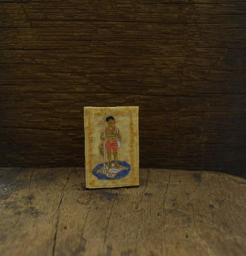 Lucky Thai Amulet Jow Ngor Riaktraab Mahalaab Pendants by lp Taa