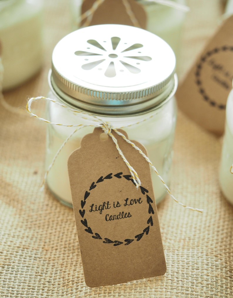 Current Inventory 100% soy wax aromatic candle/ 8 oz or 12 image 0