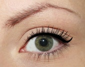 Eye Liner LIQUID - Black Velvet - Organic Vegan Natural - Gluten, GMO, Soya, Carmine Bismuth FREE 100 Bare Natur-All Minerals