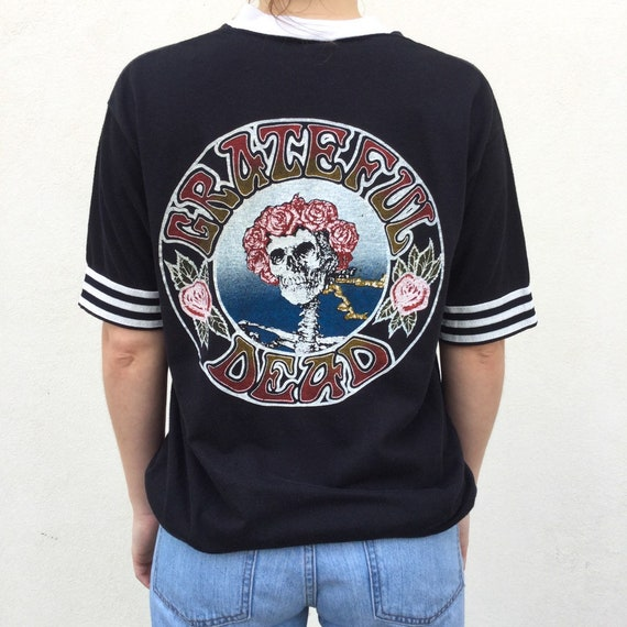 1980s Grateful Dead Band tee