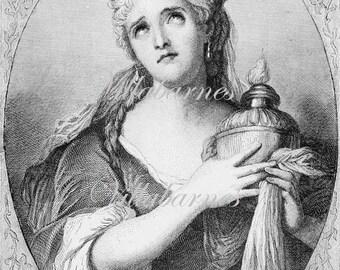 1800's Graphic, Digital Download