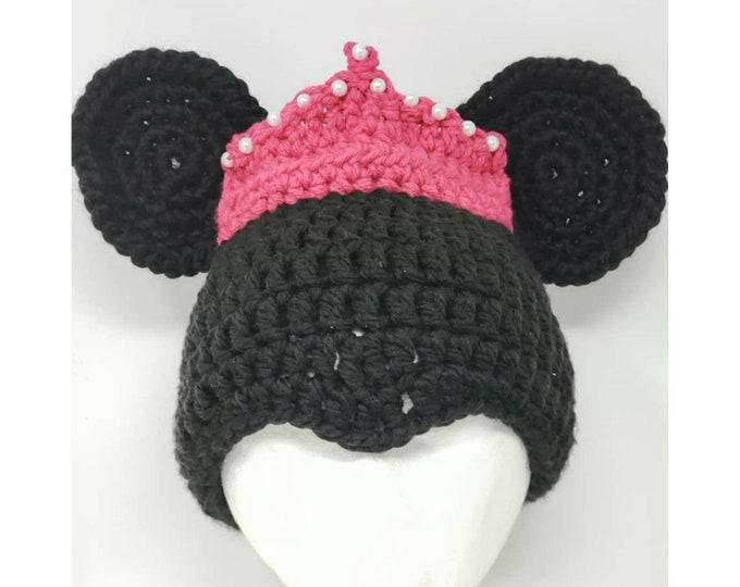 Princess Minnie Hat