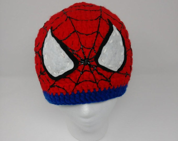 Spiderman Character Hat