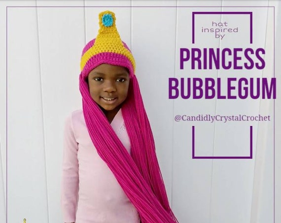 Princess Bubblegum inspired Hat