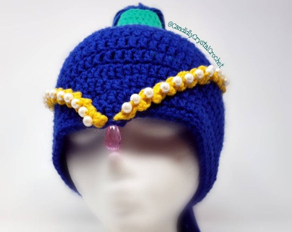 Shine Ponytail Hat (from Shimmer and Shine)