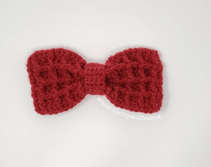 Clipon Bowtie / All Sizes