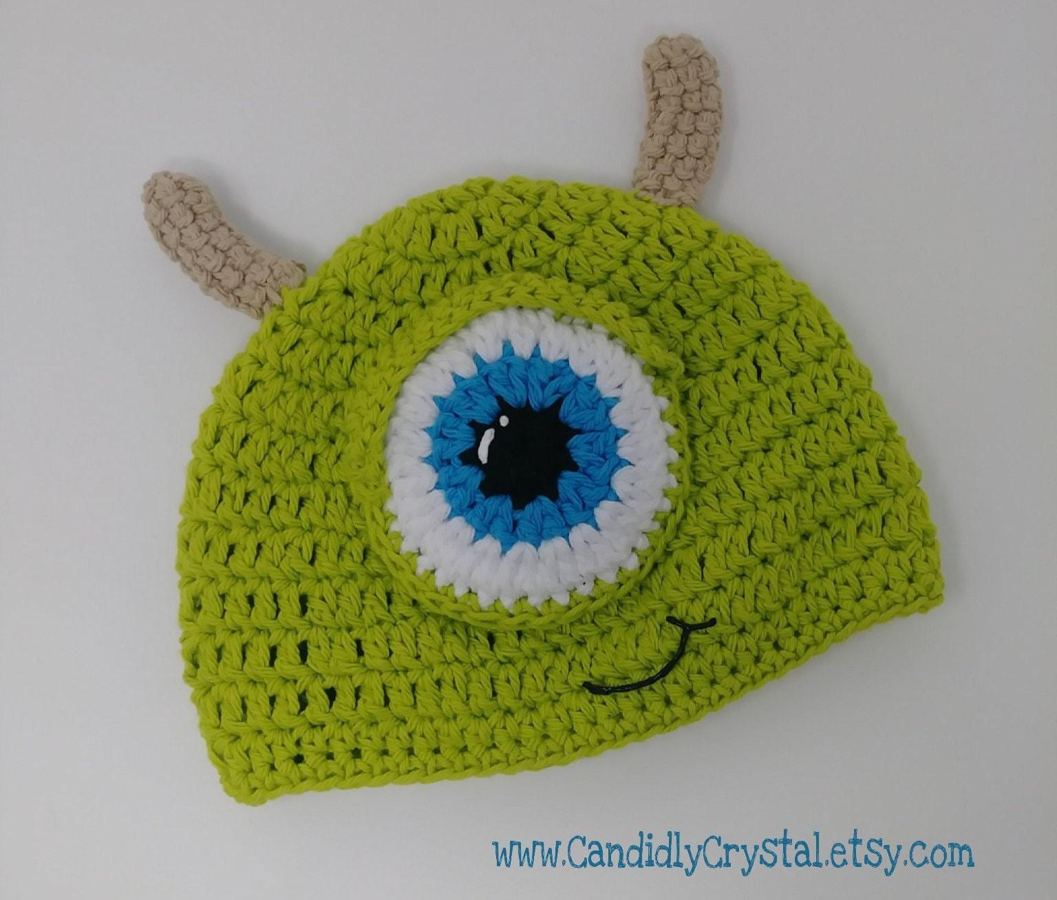 Mike Wazowski amigurumi crocheted by Гольцова Мария (maryandbaby ... | 1308x1536