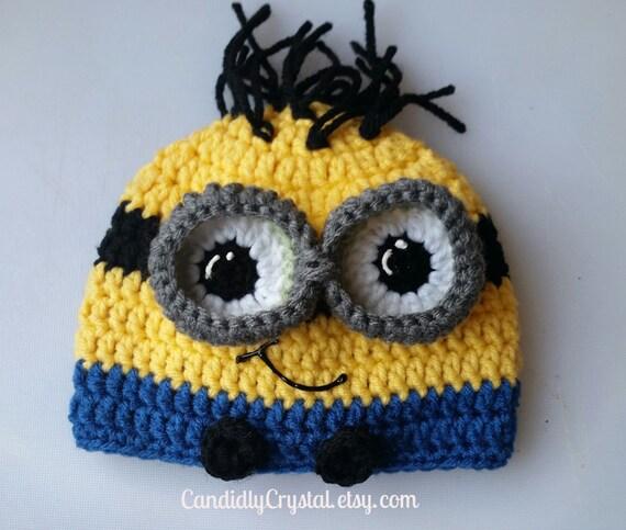3D Eyes Despicable Me Hat