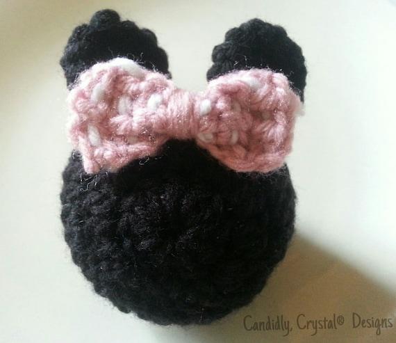 Minnie Mouse Door Knob Cozy