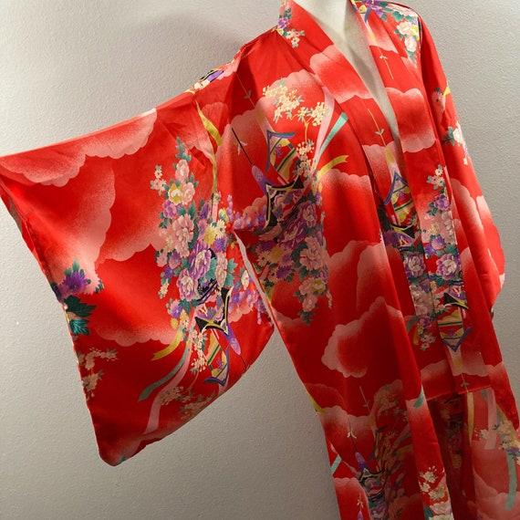 Vintage 1990's Japanese Kimono - image 1