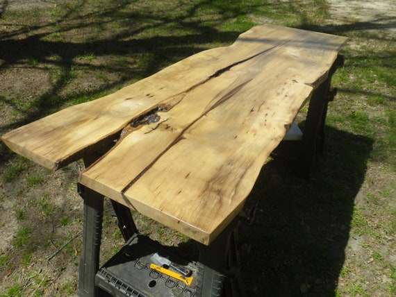 Fine Live Edge Southern Magnolia Solid Wood Slab Finished Bar Top Standing Desk Top Natural Edge Behind The Sofa Table Entrance Table 4615 Home Remodeling Inspirations Cosmcuboardxyz