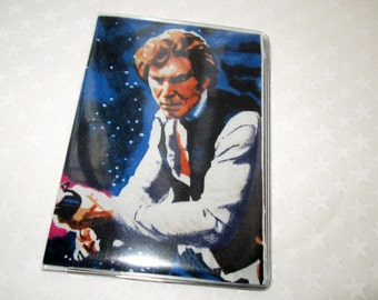 Star Wars R2d2 C 3po Mini Wallet Business Card Holder Comic Etsy