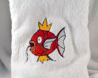 Magikarp Large Hand Towel