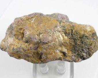 Stichtite and Serpentine Mineral Specimen from Australia, 155.9 g, all natural, small cabinet specimen (s62313)