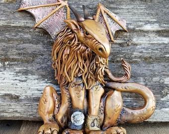 Zodiac Dragons, Leo