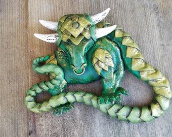 Zodiac Dragons, Taurus