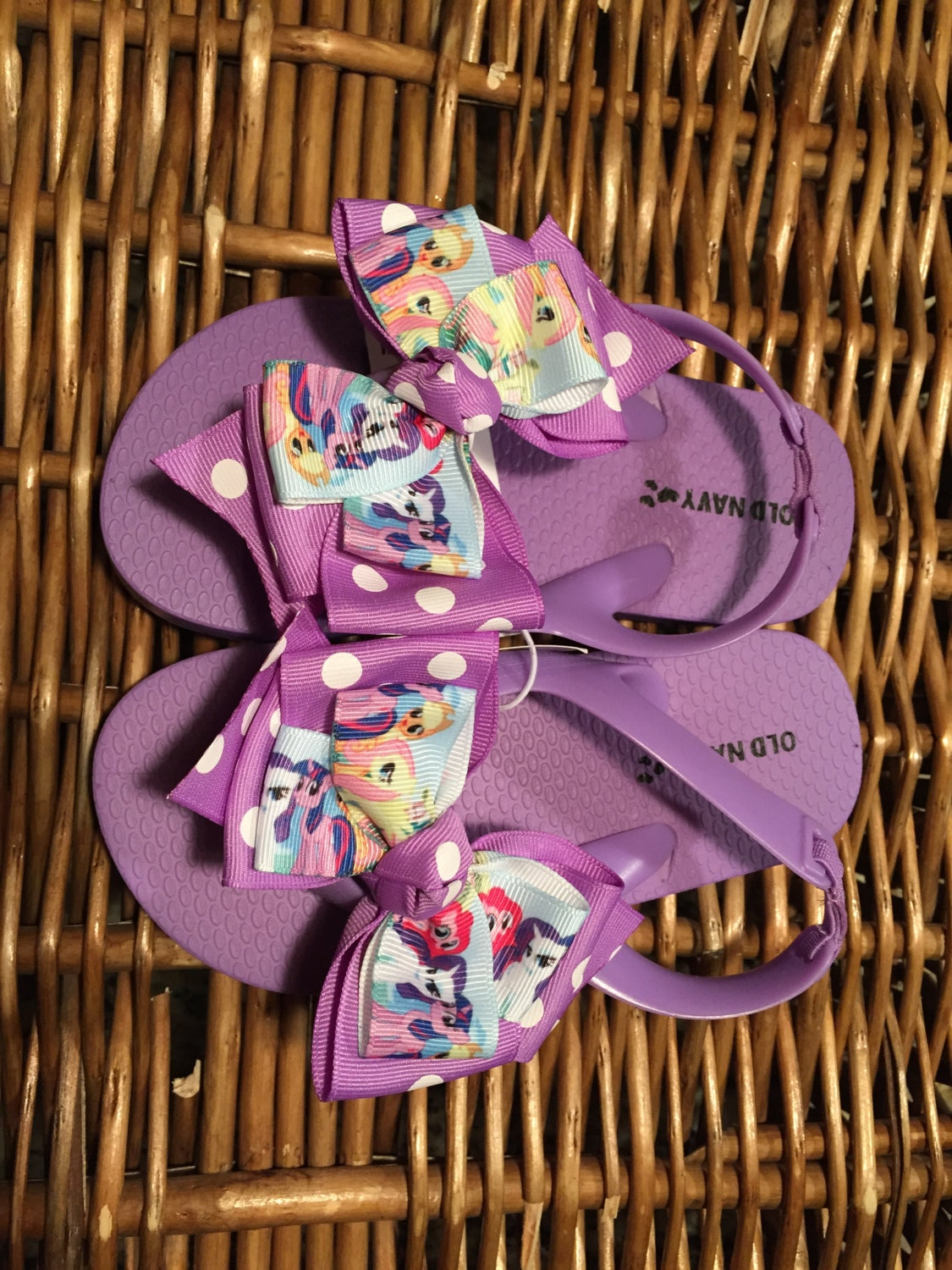 dfee1307caa My Little Pony Toddler Flip Flop Sandals Sizes  9 3 left 10