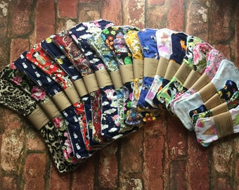 reusable cloth menstrual pads , sanitary pads ,towels ,menstrual , panty liners STILL TAKING ORDERS