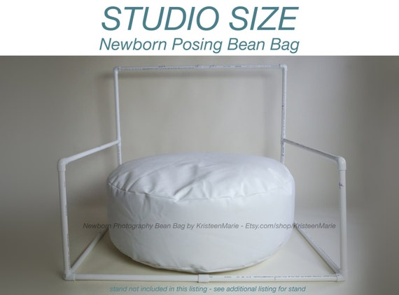 Wondrous Newborn Bean Bag Posting Beanbag For Photography Large Studio Sized Poser Bean Bag Large Newborn Bean Bag Newborn Posing Nest Bralicious Painted Fabric Chair Ideas Braliciousco