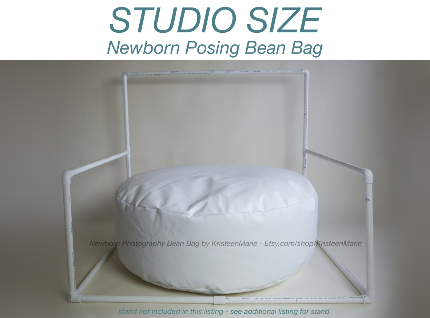 Newborn Bean Bag Posting Beanbag For Photography Large Etsy