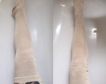 1900 1910 1920s stockings - medical stockings