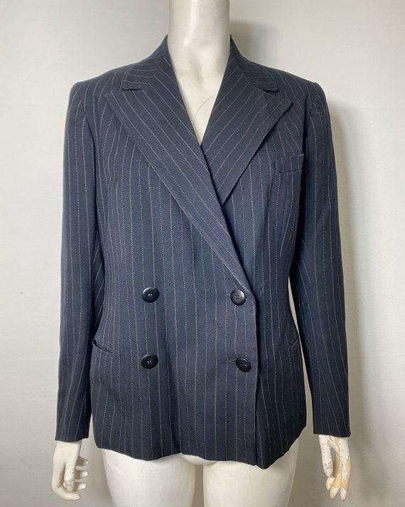 1930s pinstripe jacket or blazer