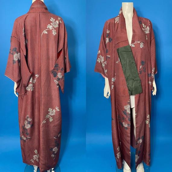 Showa kimono, 1930s-40s