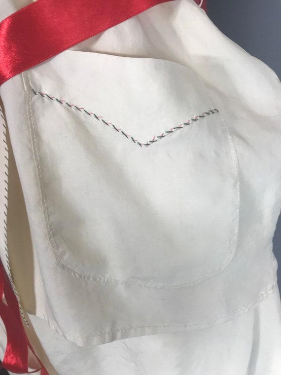 1930s silk pyjamas - image 8