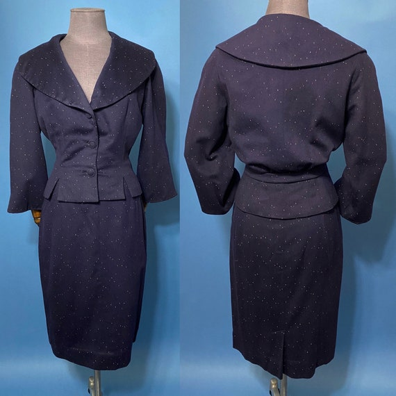1950s lilli ann suit