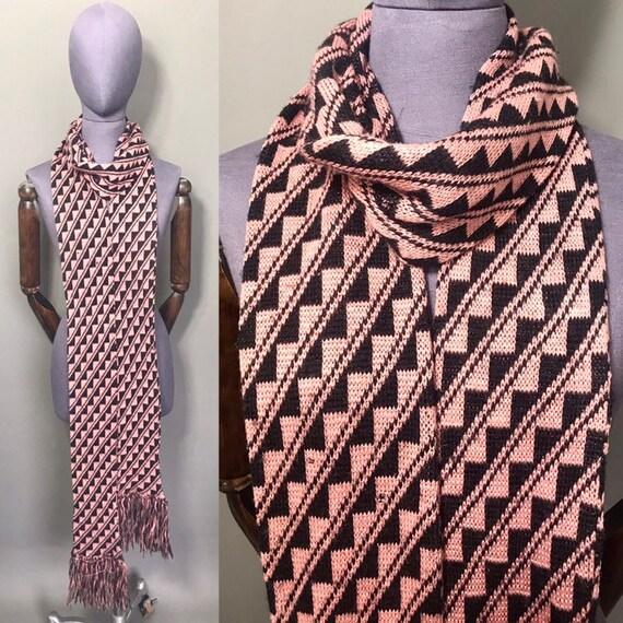 1970s Bill Gibb scarf