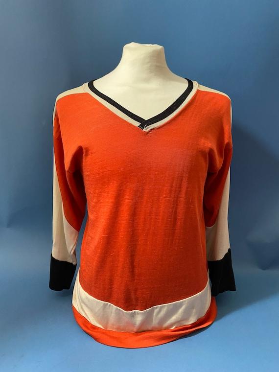 1970s baseball jersey